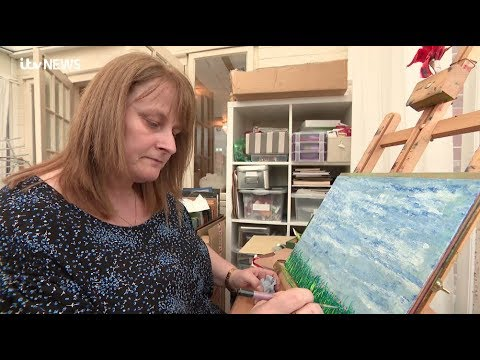 Art classes stopped me taking antidepressants | ITV News