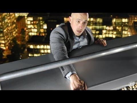 DANGERMAN: The Incredible Mr. Goodwin - New Series Premieres MON JULY 8 BBC AMERICA