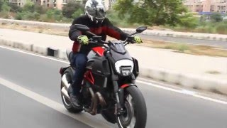 5. Ducati Diavel Carbon Review | Auto Tech Review