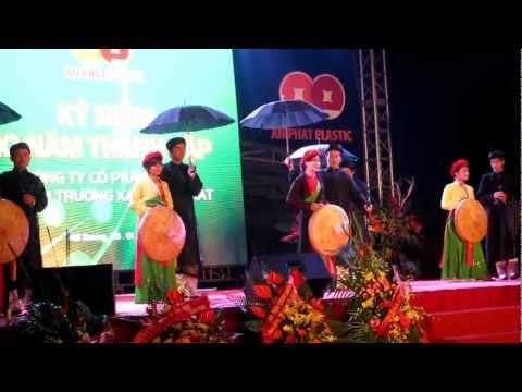 An Phat Plastic 10 năm - Tiết mục Cty Việt Tiên Sơn tặng An Phát