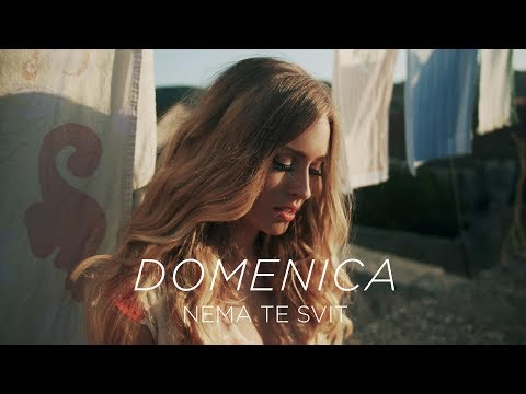DOMENICA - NEMA TE SVIT (OFFICIAL VIDEO 2019) HD-4K