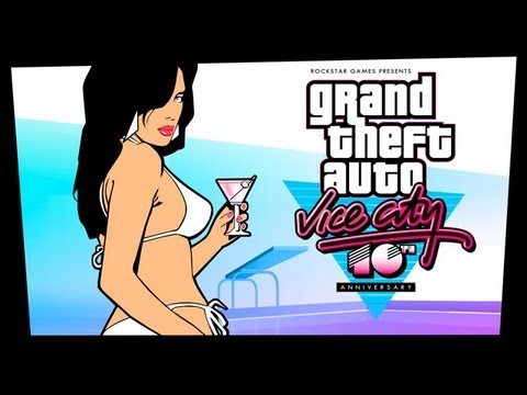 10-Year GTA: Vice City Anniversary Celebrated with New Rockstar Video