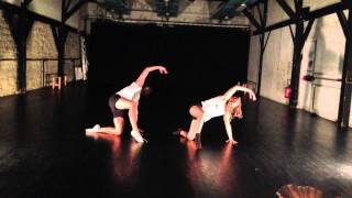 SET FIRE TO THE RAIN DANCE CHOREO ROUTINE DUET LYRICAL CONTEMPORARY - YouTube