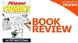 Making comics- Book review