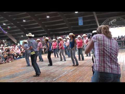 Hallelujah line dance by Adry & Frenesi – Voghera 2009