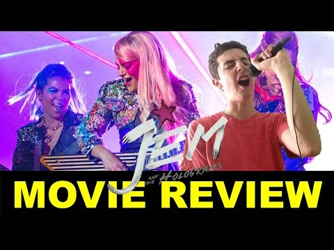 Jem and the Holograms - Movie Review