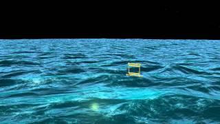 3D Ocean Intro