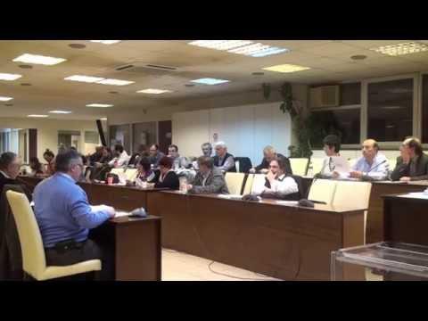 Δημ. Συμβούλιο 2-3-15 Ειδική Συνεδρίαση Εκλογή Γραμματέα Δημ. Συμβουλίου