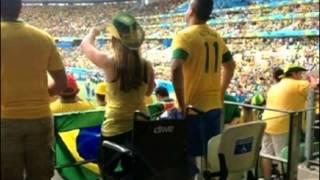 Discípulos de Morris Cerullo. Malandragem na Copa. Cadeirantes levantam no estádio!