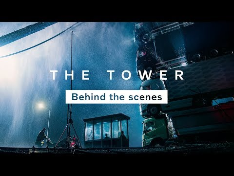 Video - Ένας πύργος από φορτηγά Volvo! [video]