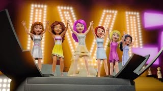 Nonton Girlz - LEGO Friends Karaoke Version - Music Video Film Subtitle Indonesia Streaming Movie Download