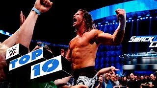 Nonton Top 10 Smackdown Live Moments  Wwe Top 10  July 26  2016 Film Subtitle Indonesia Streaming Movie Download