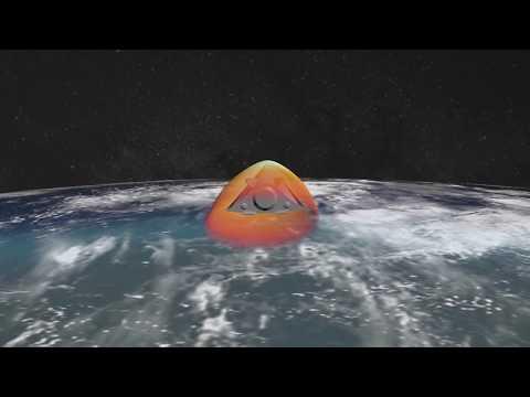 Минобороны опубликовало видео пуска ракеты «Авангард»