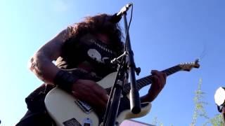 "Download Lagu Attacker Bloody Axe ""Victory under the sinister sun "" en Ejecución Metalica en Paine (10/10/15) Mp3"