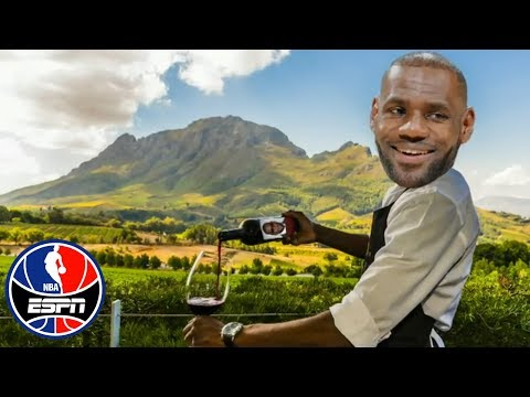 Jalen Rose agrees: LeBron James is aging like a fine wine | NBA Countdown | ESPN