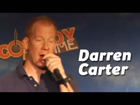Quicklaffs - Darren Carter Stand Up Comedy