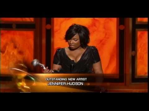 Jennifer Hudson - 40th NAACP Image Awards - Outstanding New Artist