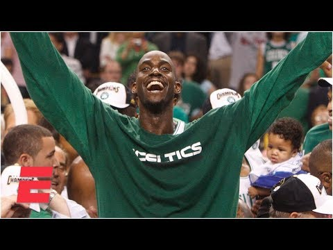 'Anything Is Possible,' Kevin Garnett, Celtics Top Lakers To Win 2008 NBA Finals | ESPN Archives