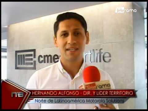 Empresa Cuencana Cmesmartlife inauguró centro de experiencia Motorola