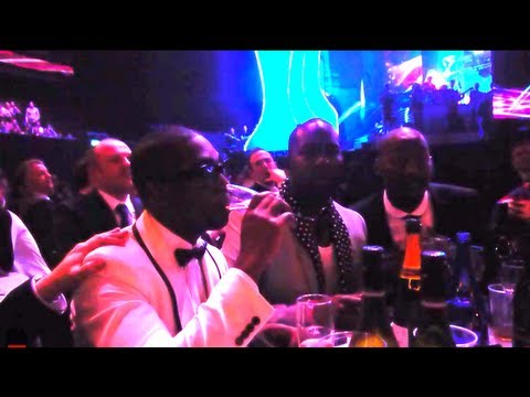 Tinie Tempah | Tinie Tempah: Disturbing The Brits 2011
