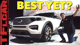 2020 Ford Explorer: Here's What You Need To Know! by The Fast Lane Car