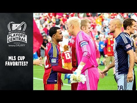 Video: Is Sporting KC the MLS Cup favorite over Real Salt Lake? | Playoff Central