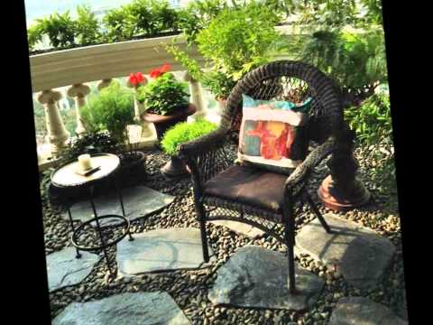 Container English Garden Style By Metee 2