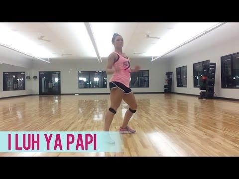 """I Luh Ya Papi"" by Jennifer Lopez – Dance Fitness with Jessica"