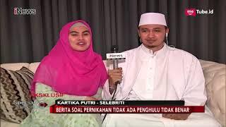Video EKSKLUSIF! Kartika Putri & Habib Usman Jelaskan Pernikahan Tak Ada Penghulu - Special Report 11/09 MP3, 3GP, MP4, WEBM, AVI, FLV September 2018