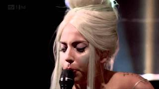 Oct 12, 2011 ... Lady Gaga performing Yoü And I on The Jonathan Ross Show. MarcosLMonster n... This was a rare you and i performance! great i find it!ufeff.