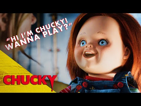 Chucky's Iconic Catchphrases | Chucky Official