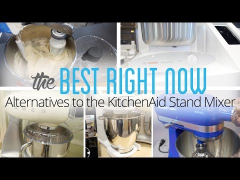 The Best Alternatives to the KitchenAid Stand Mixer