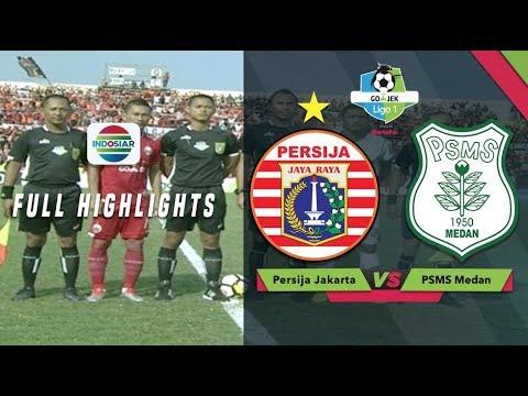 Персия Джакара - PSMS Medan 0:0. Видеообзор матча 12.08.2018. Видео голов и опасных моментов игры