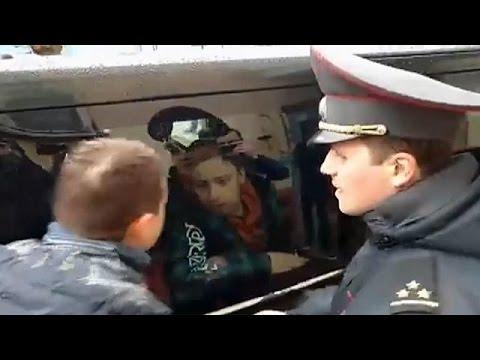Έφοδος και συλλήψεις σε τηλεοπτικό σταθμό της Λευκορωσίας