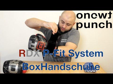 Vorstellung und Präsentation von RDX Boxhandschuhe P-FIT System Test am 3.11.15 raus onetwopunch.