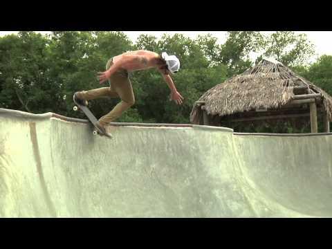 Devin Bagnoli - New Smyrna Beach Skatepark