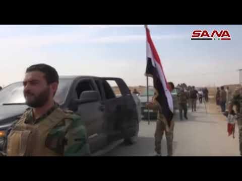 הפלישה הטורקית לסוריה החזירה את המחזות של דאע