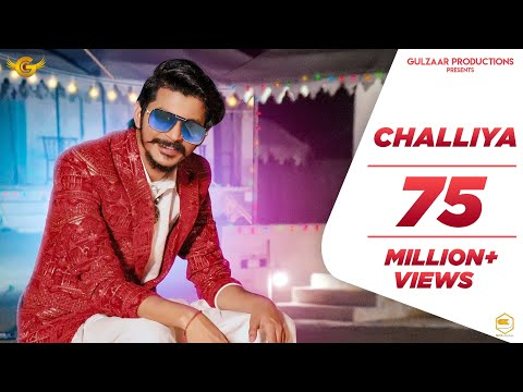 GULZAAR CHHANIWALA | Challiya (Official Video) | Latest Haryanvi Song 2020