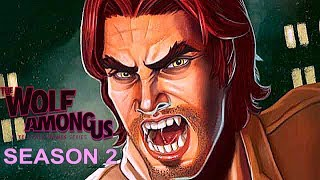 THE WOLF AMONG US Season 2 - Official Teaser Trailer (2018)►SUBSCRIBE: http://goo.gl/w0ca4q►Apply for Curse Network : http://bit.ly/1Mseqxc