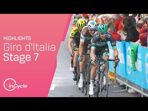 Giro d'Italia 2019 | Stage 7 Highlights | inCycle