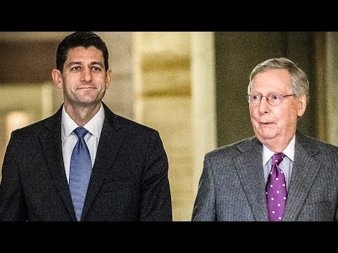 Republicans Return From Vacation To Problems They Can't Possibly Handle