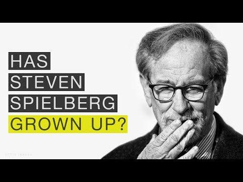 Steven Spielberg All Grown Up?