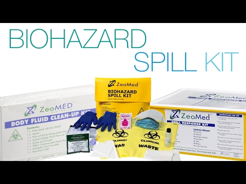 Spill Management System | ZeoMed  Video Image