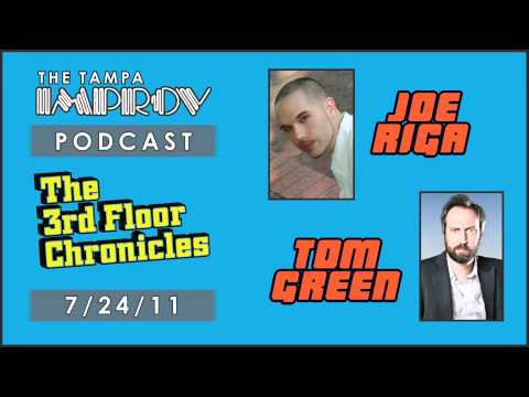 The 3rd Floor Chronicles Podcast - Tom Green