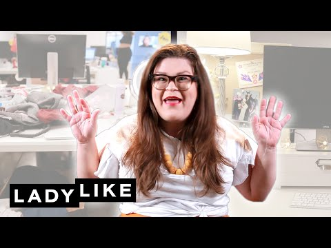 Kristin Gets A Desk Makeover • Ladylike