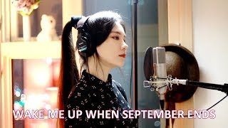 Video Green Day - Wake Me Up When September Ends ( cover by J.Fla ) MP3, 3GP, MP4, WEBM, AVI, FLV Januari 2018