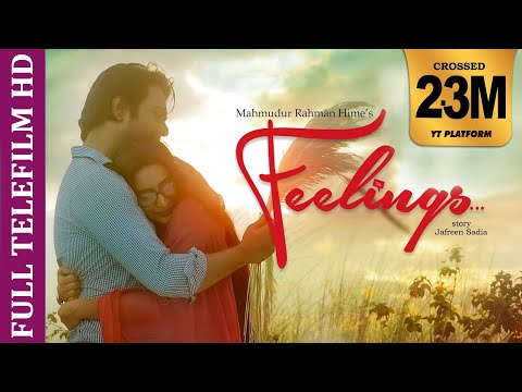 Feelings - Eid Telefilm 2016 | Apurbo & Momo | English CC