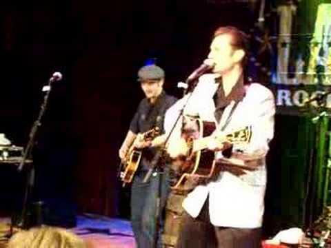 James Intveld live at Viva Las Vegas Rockabilly Weekend