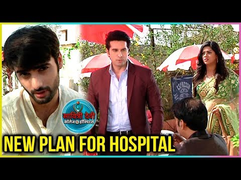 Veer & Sanchi's NEW PLAN For The Hospital | Savitr