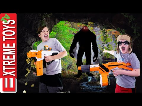 Complete Leprechaun Series! Nerf Blasting, Sneak Attacking, Money Snatching Madness!